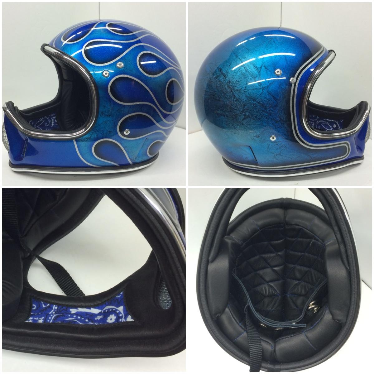 Full Motorcycle Helmet >> Hell Mutt's Custom Motorcycle & Snowmobile Helmet Lining & Design - Home