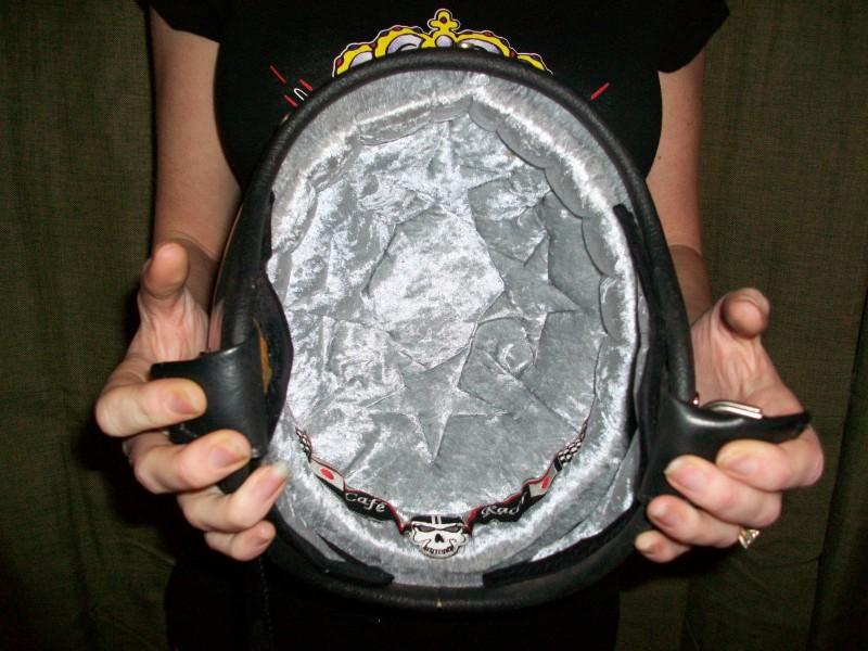Hell Mutts Custom Helmet Relining